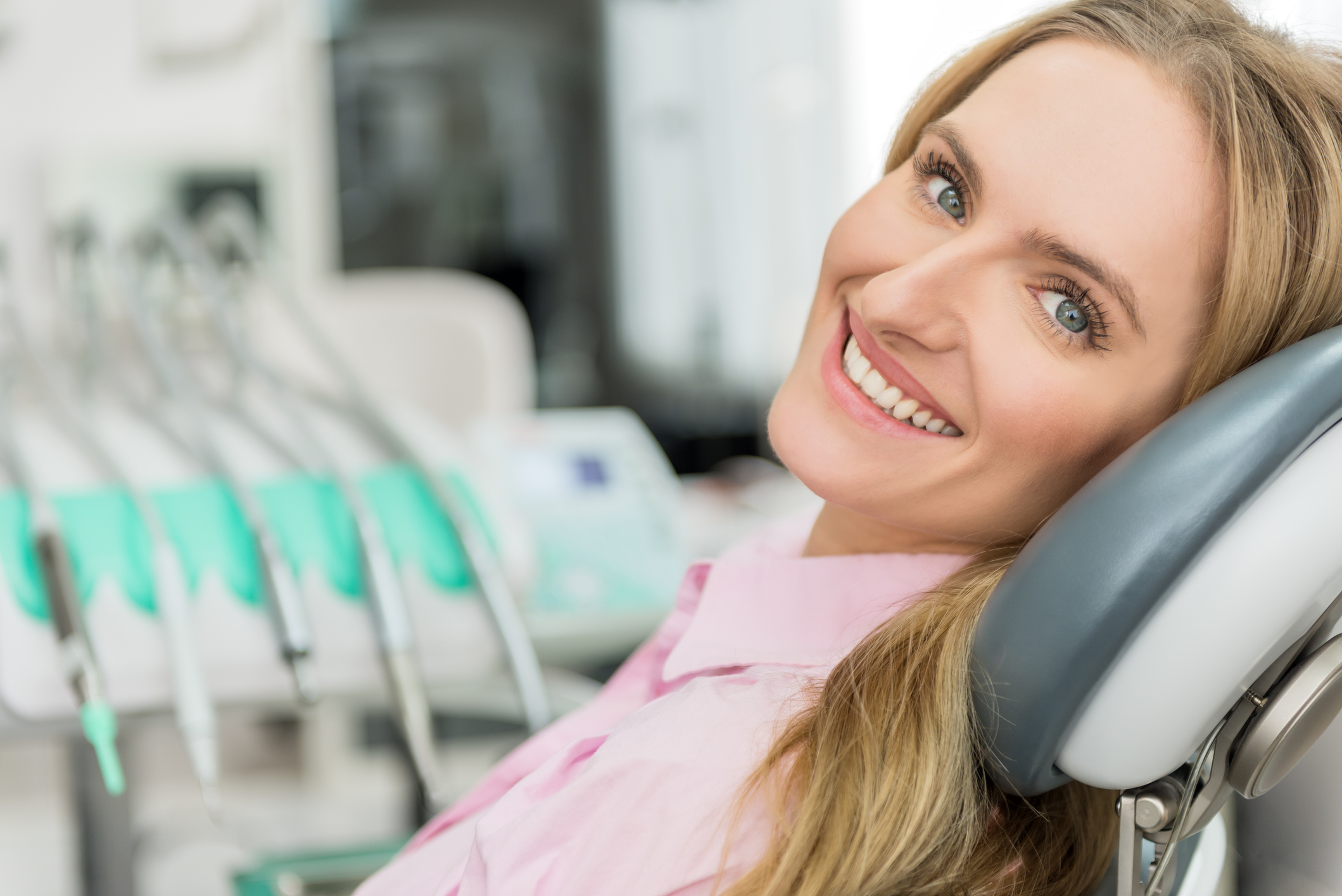 tooth-colored dental fillings