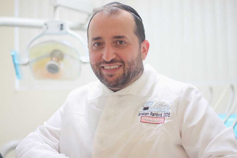 Dr. Avraham Rambod in Flushing